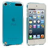 Clear Transparent Crystal Hard Skin Case Cover for Apple iPod Touch 5th Generation 5G 5