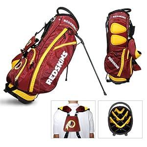 Washington Redskins Golf Bag: 14 Way Fairway Stand Bag by Team Golf