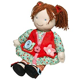 Baby's Store | Carter's Activity Dress Me Doll
