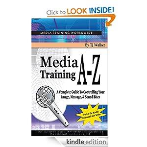 Looking Mahvelous on TV Media Training A - Z Chapter Singles eBook TJ Walker Deborah Knox Joni Mitchell Kristopher Gentile