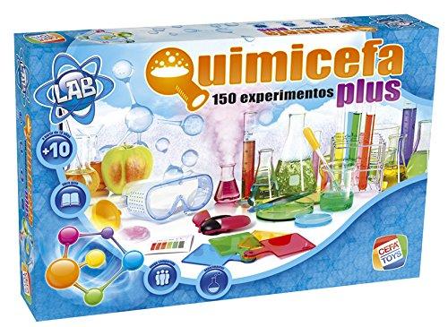cefa-toys-21629-quimicefa-plus-juego-de-quimica