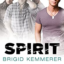 Spirit: Elemental, Book 3 (       UNABRIDGED) by Brigid Kemmerer Narrated by Graham Halstead