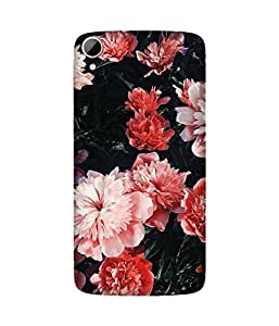 Pink And White Htc Desire 828 Case