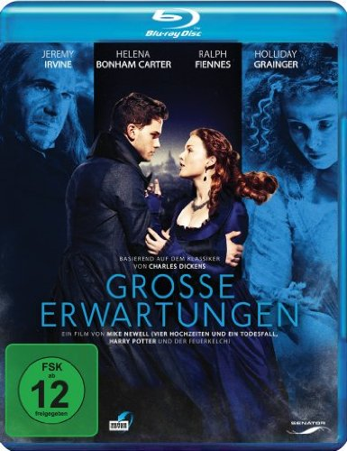 Große Erwartungen [Blu-ray]