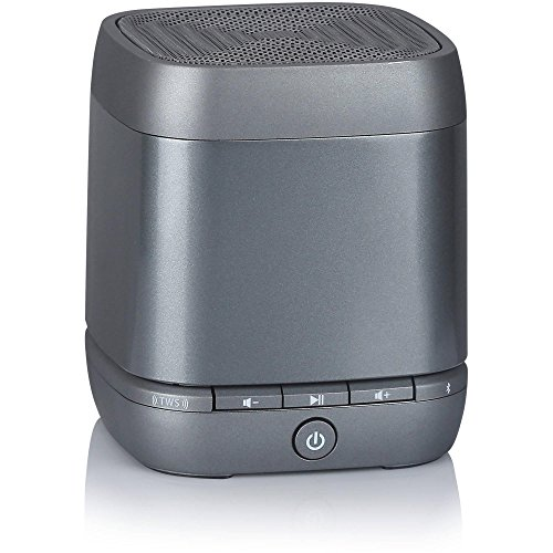 Click to buy Blackweb Speck Hands-Free Mono Bluetooth Speaker, Grey - From only $49.99