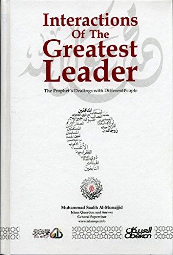 Interazioni dei principali leader