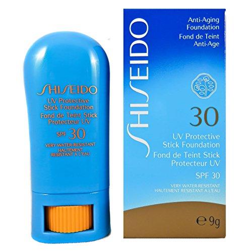 Shiseido Sun Protection UV Protective Stick Foundation SPF30 ochre fondotinta solare stick