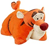 My Pillow Pets Authentic Disney Tigger 18-Inch Folding Plush Pillow, Large