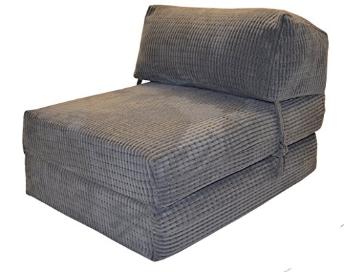 jazz-chairbed-charcoal-da-vinci-deluxe-single-chair-bed-futon