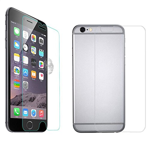Vovotrade(Tm) For Iphone 6 4.7Inch Front + Back Tempered Glass Film Screen Protector