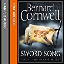 Sword Song: The Last Kingdom Series, Book 4 Audiobook by Bernard Cornwell Narrated by Jonathan Keeble