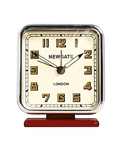 Newgate The Strand Alarm Clock, Red