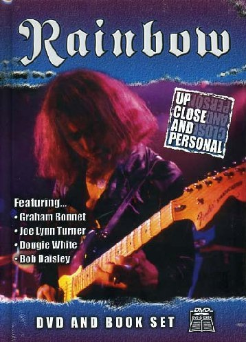 Rainbow - Up Close And Personal (Dvd+Libro)
