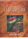 9780618601455: McDougal Littell Language of Literature: Teacher's Edition Grade 9 2006