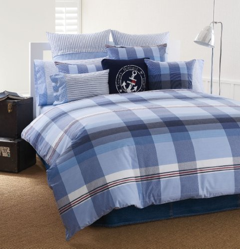 Tommy Hilfiger Heritage Duvet Set, Full/Queen