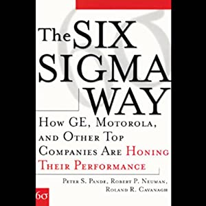 The Six Sigma Way Audiobook