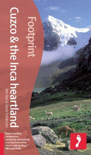 Cuzco Inca Heart, 3rd (Footprint - Travel Guides)