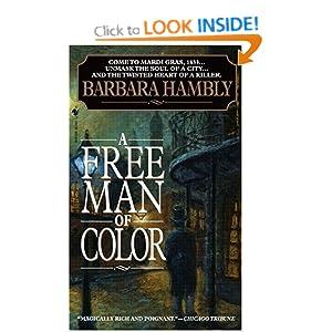 A Free Man of Color (Benjamin January)
