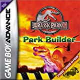 echange, troc Jurassic Park 3 Park Builder