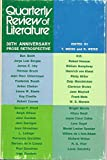 img - for Quarterly Review of Literature 30th Anniversary Prose Retrospective Vol. XIX No. 3-4 book / textbook / text book