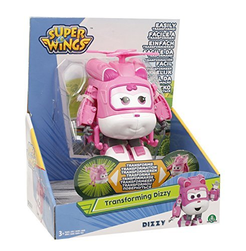 Super-Wings-YW710040-Dizzy-Jet-Transformable-rosado