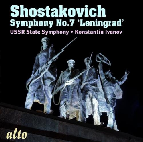 """Chostakovitch : Symphonie n°7 """"Leningrad"""" 51mxWPNncLL"""