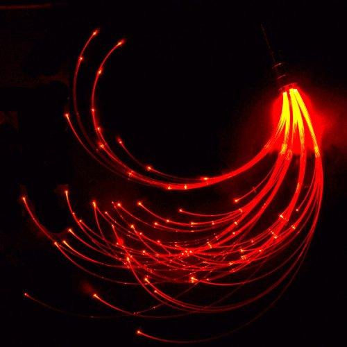 Portable Space Whip – Fiber Optic LED Rave Toy image