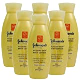 6x Johnson's Holiday Skin Body Lotion Normal to Fair Skin 250ml