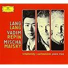 Tchaikovsky - Rachmaninov : Trios avec piano