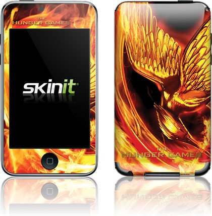 Skinit The Hunger Games Mockingjay Vinyl Skin for iPod Touch (2nd & 3rd Gen)