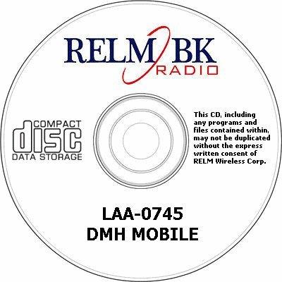 LAA-0745 Programming Software, Bendix King DMH5992X