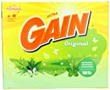 Gain With Freshlock Original Powder Detergent 150 Loads 172 Oz
