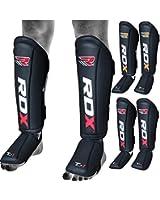 Authentique RDX Protection pied, tibia, coup de pied, protection jambe MMA, protection jambe UFC