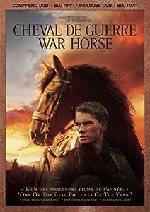Cheval de Cuerre / War Horse (2-Disc Bilingual Combo Pack) [Blu-ray + DVD] (Sous-titres français)