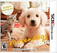 Nintendogs + Cats:  Golden Retriever and New Friends