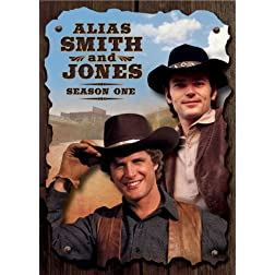Alias Smith & Jones - Season One