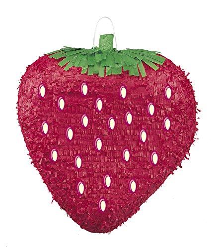 Unique Strawberry Pinata