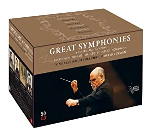 Great Symphonies Zurich Years