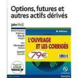 Pack Options, futures et autres actifs dérivés: Le livre + l'eText + les corrigés