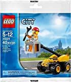 LEGO City Repair Lift Set 30229 Polybag with Construction Worker Minifigure