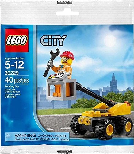 Lego City, Repair Lift Set Bagged (30229)