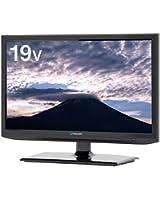 maxzen J19SK01 19型・19インチ 地上・BS・110度CSデジタルハイビジョン液晶テレビ]