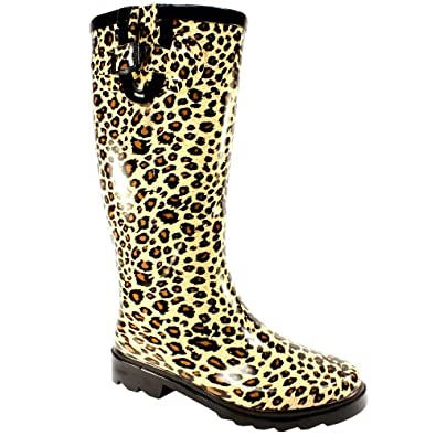 Awesome Amazon Is Offering Several Styles Of Womens Rain Boots Sold By