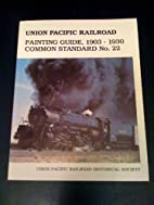 Railroad Painting Guide, 1903-1930, Common…