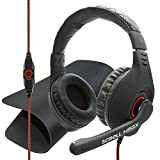 Etekcity Scroll H5GX Over Ear Stereo Gaming Headset with Microphone ( Mouse Pad Included)