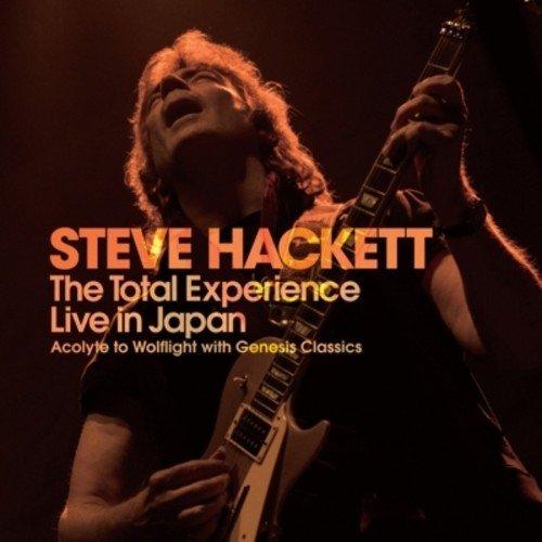 STEVE HACKETT - Total Experience: Live in Japan 2016