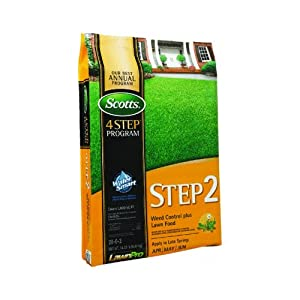 Scotts 23614 LawnPro Step 2 Weed Control Plus Lawn Fertilizer, 14.63-Pound (Discontinued by Manufacturer)