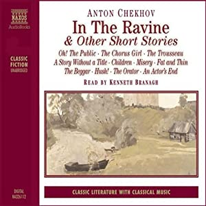 In the Ravine and Other Stories   [Anton Chekhov]