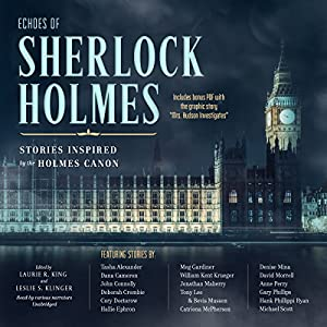 Echoes of Sherlock Holmes: Stories Inspired by the Holmes Canon Audiobook