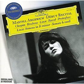 Brahms: Rhapsody In B Minor, Op.79, No.1